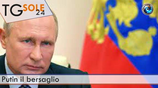 TgSole24 19.04.21 | Putin il bersaglio