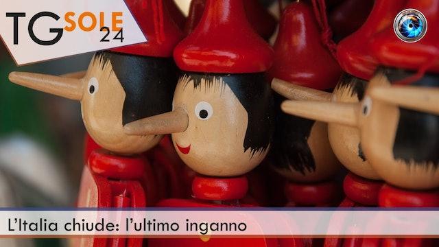 TgSole24 12.03.21 | L'Italia chiude: l'ultimo inganno
