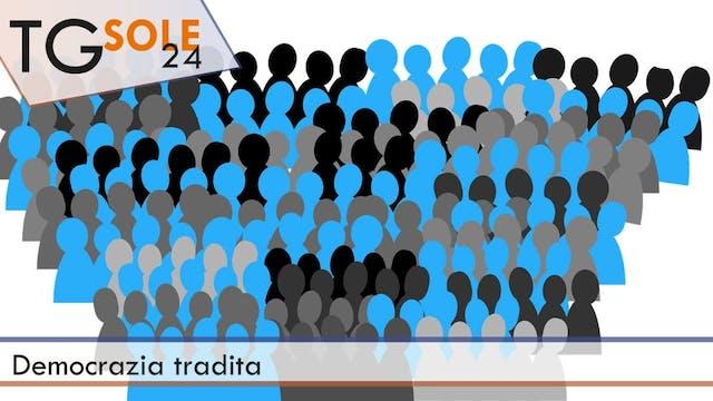 TgSole24 3.03.21 | Democrazia tradita