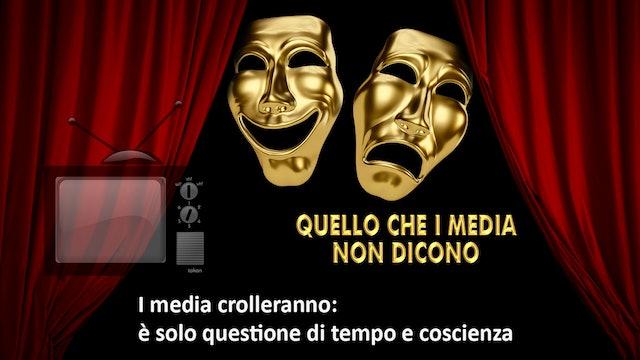 I media crolleranno, è solo questione di tempo e coscienza