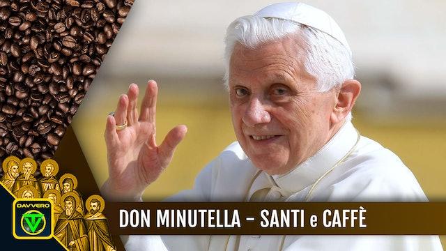 """""""Chi impara a credere, impara anche ad ingiocchiarsi"""" Papa Benedetto XVI"""