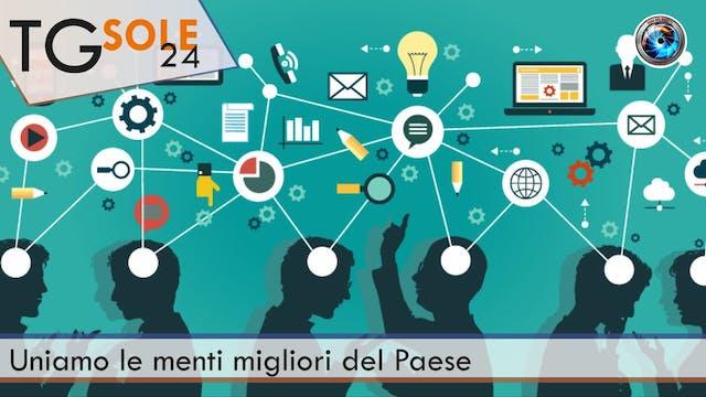 TgSole24 17.12.20 | Uniamo le menti m...