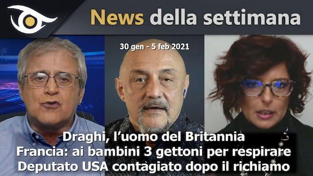 Draghi: uomo del Britannia o salvator...