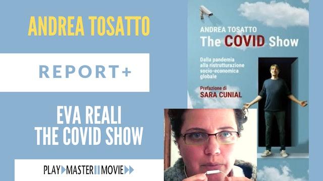 The Covid Show e la testimonianza di Eva Reali – Andrea Tosatto