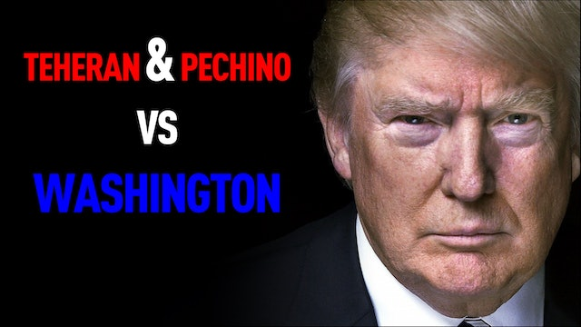 Teheran & Pechino vs Washington - PandoraTv