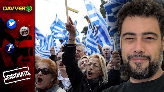 COLLASSO GRECIA. GLI EFFETTI DEL NEOLIBERISMO E DELL'AUSTERITÀ  – A. Di Siena