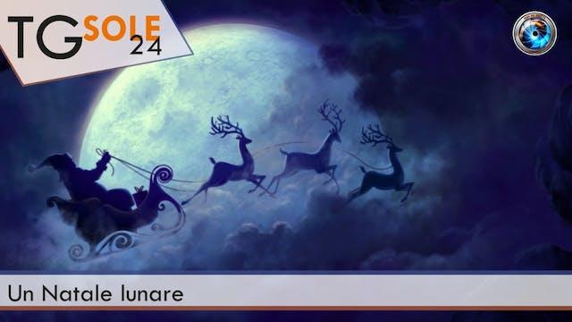 TgSole24 23.12.20 | Un Natale lunare
