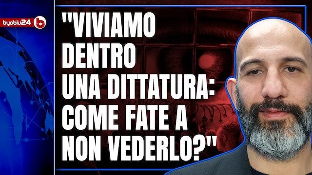 """""""VIVIAMO DENTRO UNA DITTATURA: COME FATE A NON VEDERLO?"""" – Francesco Toscano"""