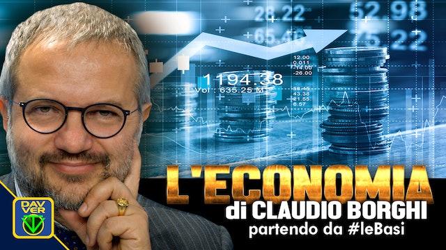 ECONOMIA di CLAUDIO BORGHI partendo da #leBasi