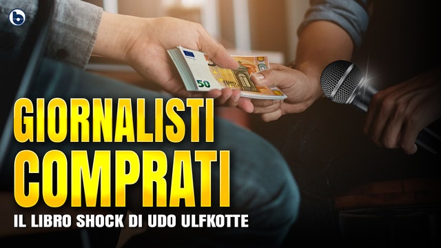 GIORNALISTI COMPRATI: EDUCATI A MENTIRE - Udo Ulfkotte