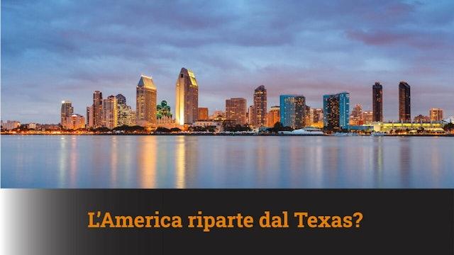 17-1-2021 L'America riparte dal Texas ? – MN #80