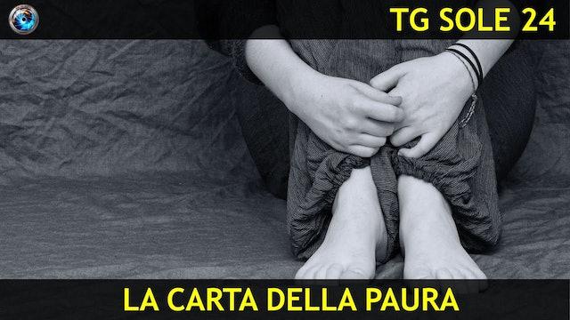 TgSole24 22.10.20 | La carta della paura