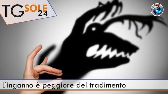 TgSole24 18.11.20 | L'inganno è peggi...