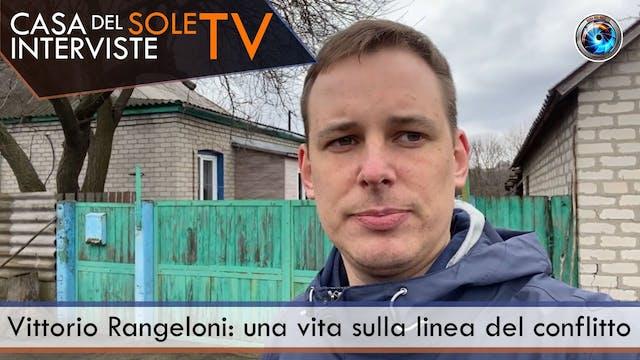 Vittorio Rangeloni: una vita sulla li...