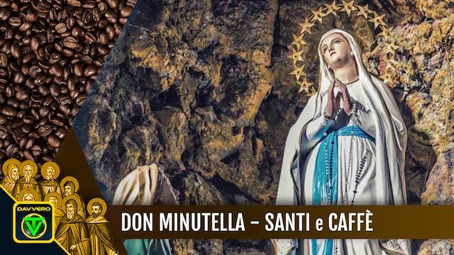 Le apparizioni della Madonna di Lourdes