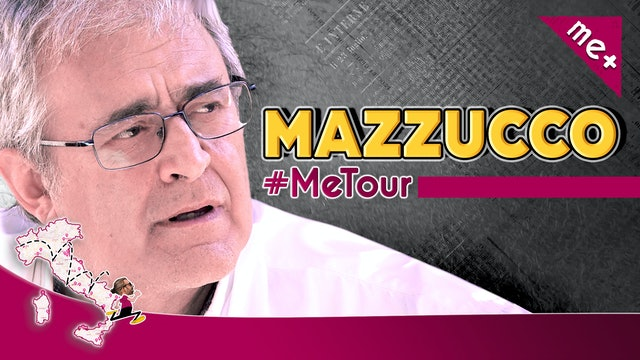 UNA VITA CONTRO. L'intervista a Massimo Mazzucco.