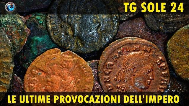 TgSole24 13.10.20 | Le ultime provocazioni dell'Impero