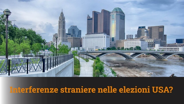 8-1-2021 Interferenze straniere nelle elezioni USA? – MN #74