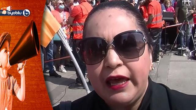 """ITALIANI """"CODARDI"""": IL 5 SETTEMBRE RIPRENDETEVI ONORE E DIGNITÀ! Alicia Errazo"""