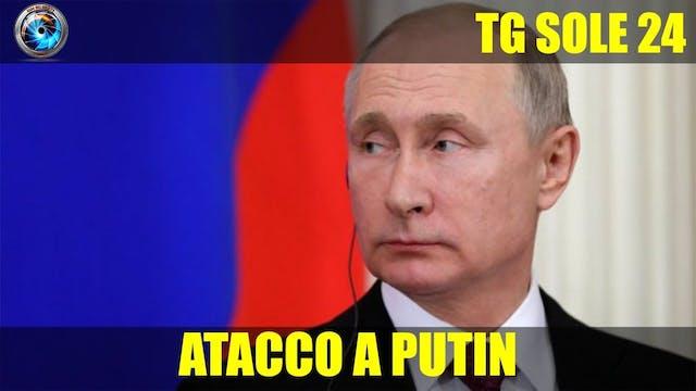 TgSole24 18.09.2020 | Attacco a Putin