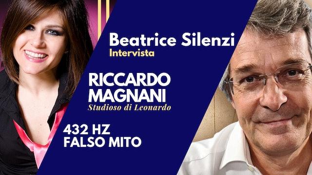 432 HZ Falso Mito - RICCARDO MAGNANI - Studioso di Leonardo
