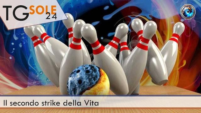 TgSole24 10.03.21 | Il secondo strike della Vita