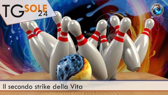 TgSole24 10.03.21 | Il secondo strike...