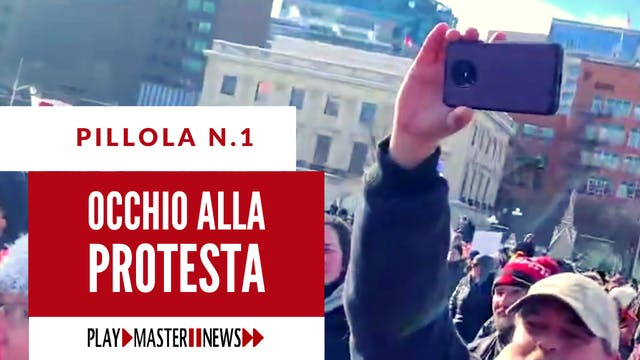 Occhio alla protesta - Pillola n.1