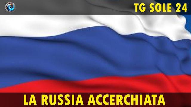 TgSole24 29.09.20 | Russia accerchiata