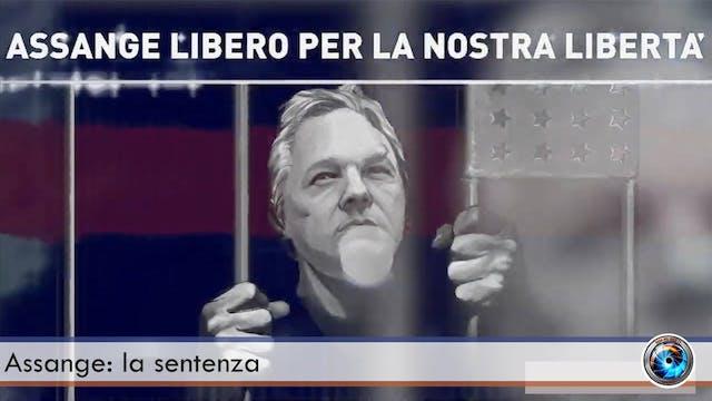 LIVE Assange e l'estradizione rifiuta...