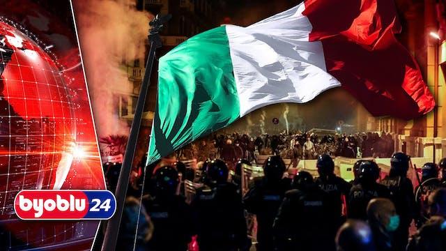 L'ITALIA S'È DESTA | TG BYOBLU24 | 27...