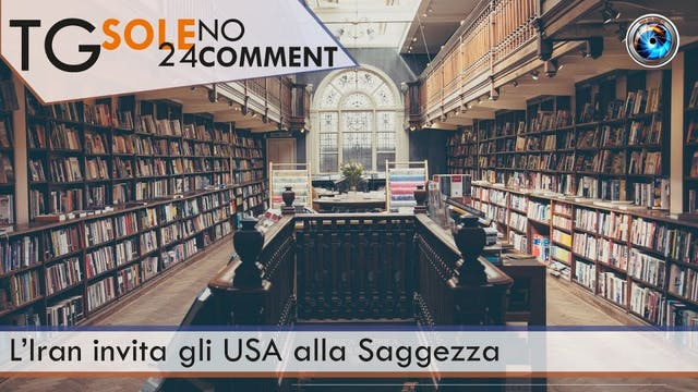 TgSole24 NoComment 09/02/21 | L'Iran ...