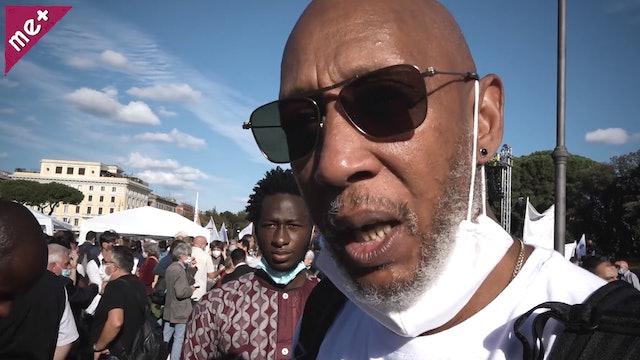 TEMPO DI COMBATTERE! - Intervista a Mohamed Konarè