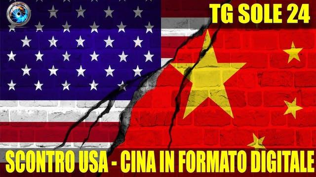 TgSole24 22.09.2020 | Scontro USA/Cin...