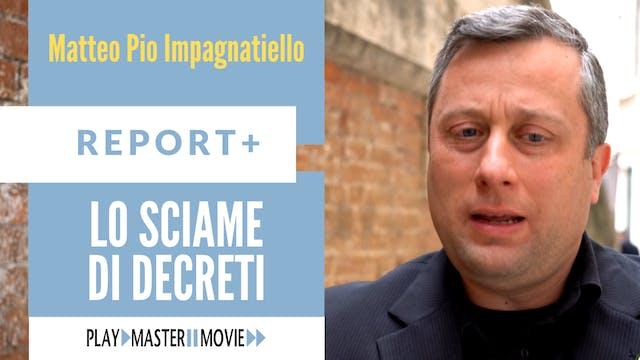 Lo sciame di decreti - Matteo Impagna...