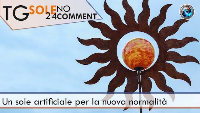 TgSole24 NoComment 9.03.21 | Un sole ...