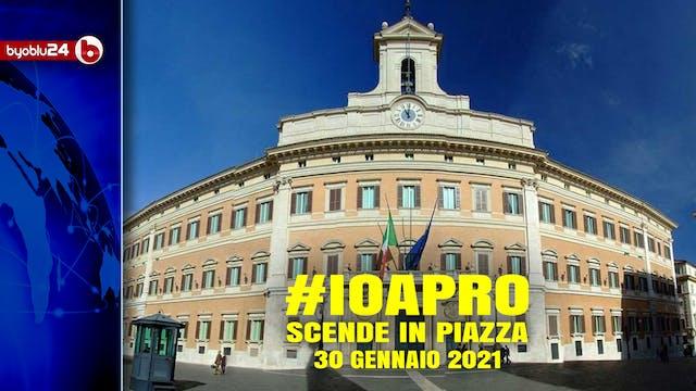 #IOAPRO SCENDE IN PIAZZA – Giustino D...