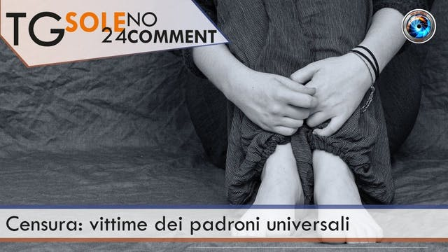 TgSole24 NoComment giovedì 11.02.20 |...