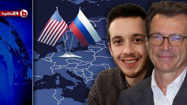 FEDELI A WASHINGTON O APRIRE ALLA RUSSIA? L'EUROPA AL BIVIO - Bessi e Muratore