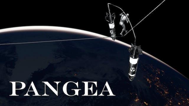 La presentazione di Pangea, programma...