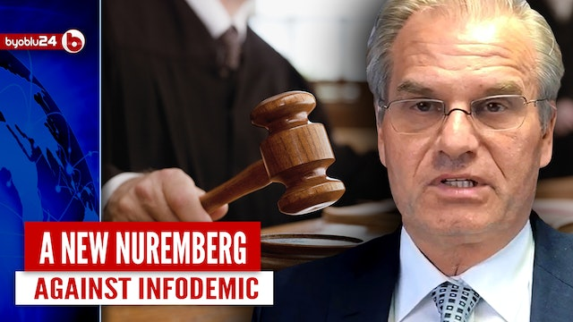 CORONA COMMISSION: A NEW NUREMBERG AGAINST INFODEMIC - REINER FÜLLMICH