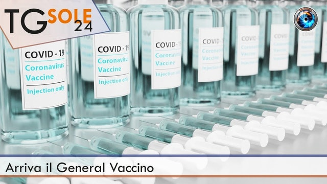 TgSole24 01.03.21 | Arriva il General Vaccino