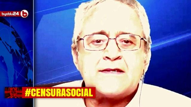 CASO BYOBLU IN COMMISSIONE PLURALISMO  - Massimo Mazzucco #CensuraSocial