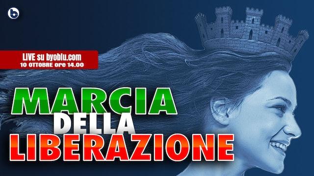 MARCIA DELLA LIBERAZIONE - Roma 10 ottobre