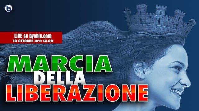 MARCIA DELLA LIBERAZIONE - Roma 10 ot...