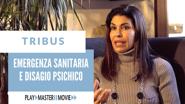 EMERGENZA SANITARIA  E DISAGIO PSICHICO - BRUNA MACCARRONE
