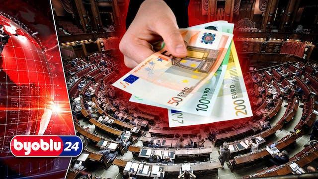 BONUS DI 600 EURO PER PARLAMENTARI, S...