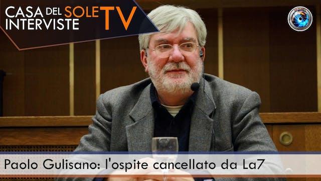 Paolo Gulisano: l'ospite cancellato d...