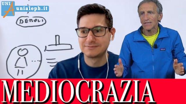 Mediocrazia - Intervista a Paolo Borg...