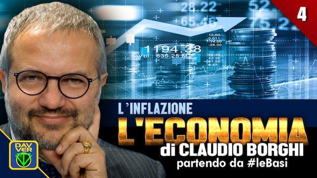 4 - L'INFLAZIONE: l'Economia di Claud...